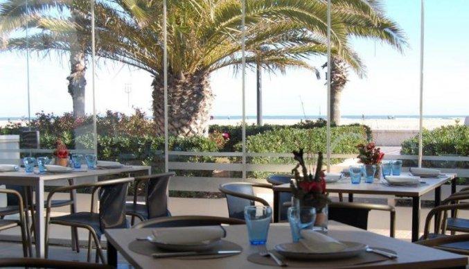 Bar van Hotel Neptuno in Valencia