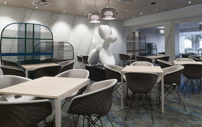 Lounge van Hotel Neptuno in Valencia