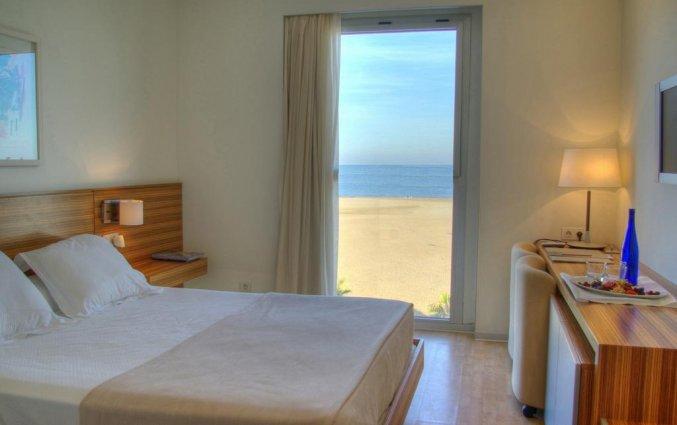 Tweepersoonskamer van Hotel Neptuno in Valencia