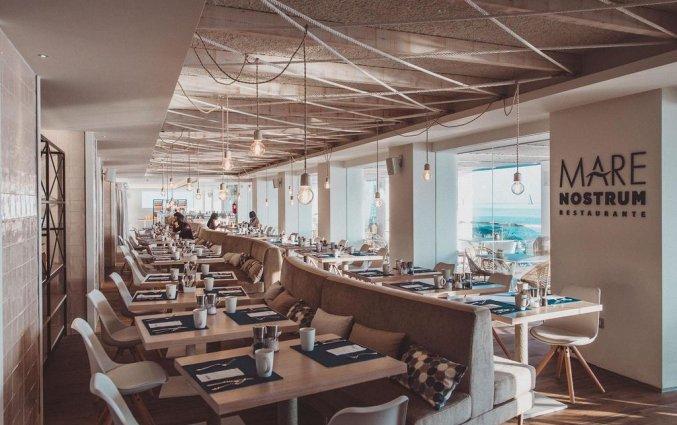 Restaurant van Hotel Amare Beach op Ibiza
