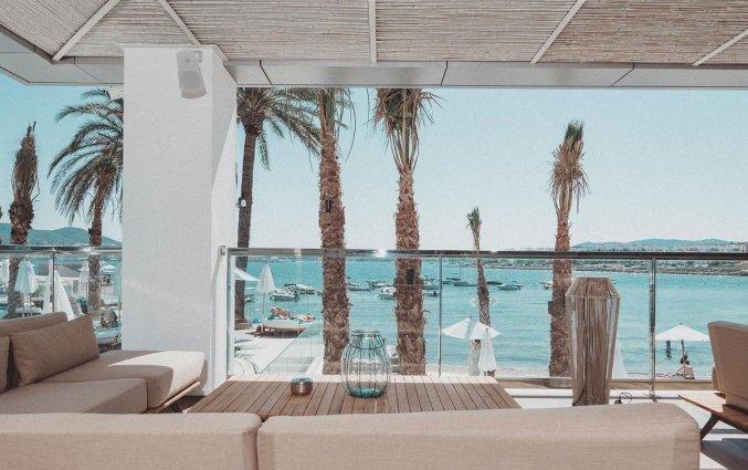 Lounge van Hotel Amare Beach op Ibiza