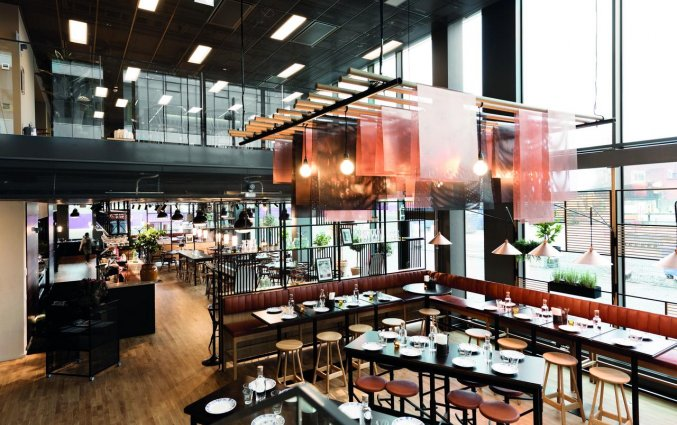 Restaurant van Hotel Elite Carolina Tower in Stockholm
