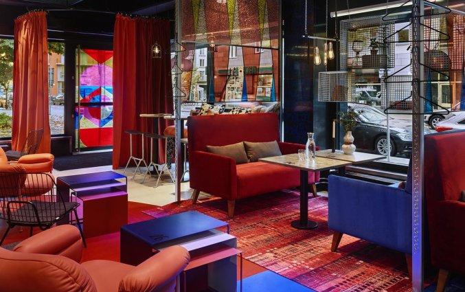 Bar van Hostel Generator in Stockholm