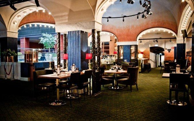 Restaurant van Hotel Grand Central By Scandic in Stockholm