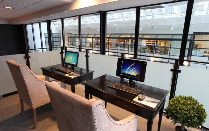 Internethoek van Appartementen Biz Gardet in Stockholm