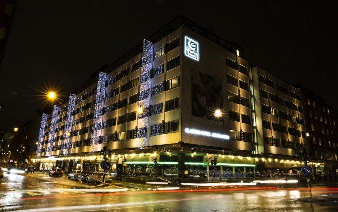 Gebouw van Hotel Clarion Amaranten in Stockholm