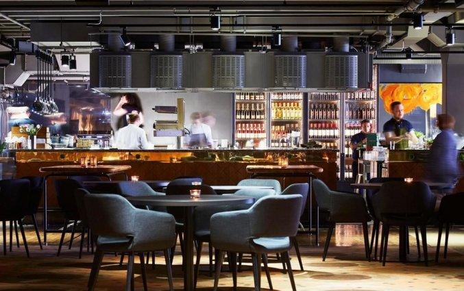 Bar van Hotel Clarion Amaranten in Stockholm