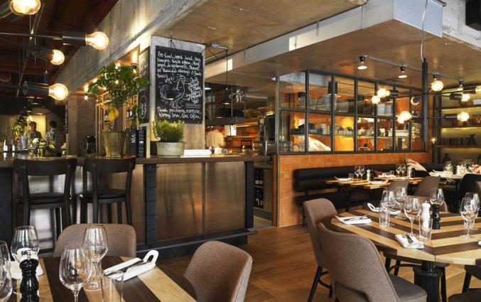 Restaurant van Hotel Clarion Amaranten in Stockholm