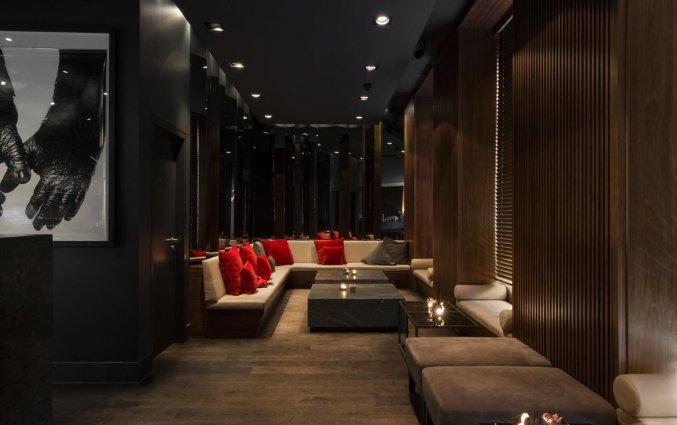 Lounge van Hotel AMANO in Berlijn