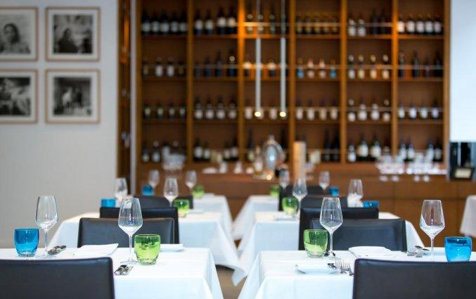 Restaurant van Hotel Ellington in Berlijn