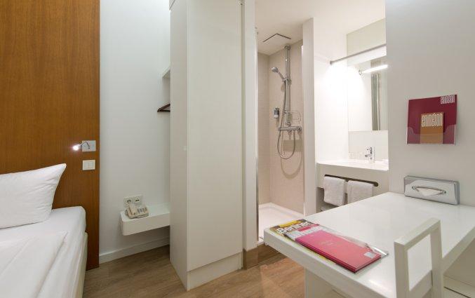 Tweepersoonskamer van Hotel Ellington in Berlijn
