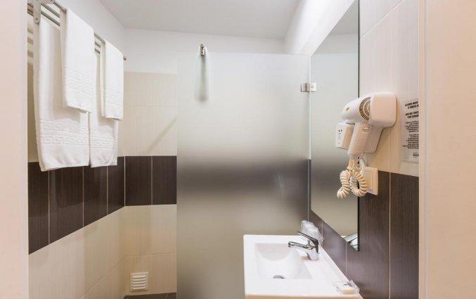 Badkamer van kamer in Hotel Baltum in de Algarve