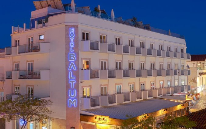Hotel Baltum in de Algarve