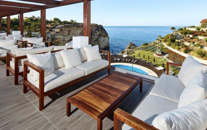 Lounge van Hotel Tivoli Carvoeiro in Algarve