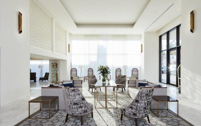 Lobby van Hotel Tivoli Carvoeiro in Algarve