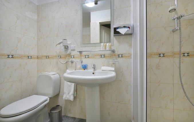 Badkamer van hotel Suite Home Prague