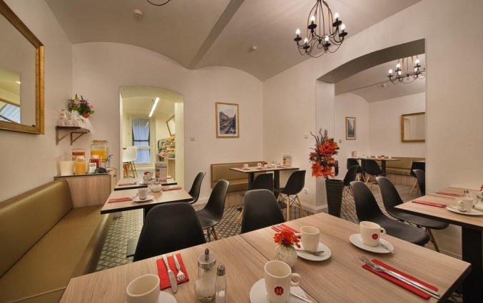 Restaurant van hotel Suite Home Prague