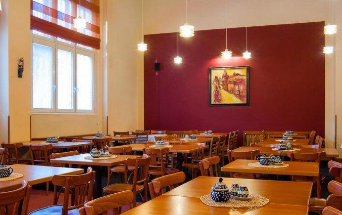 Restaurant van hotel Cloister Inn Praag