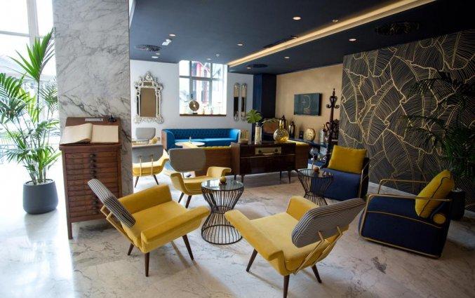 Lounge van hotel Design Plus Bex Gran Canaria