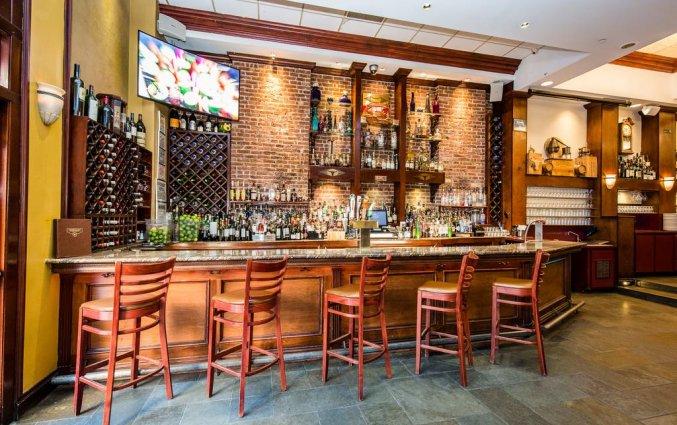 Bar van The Belvedere hotel New York