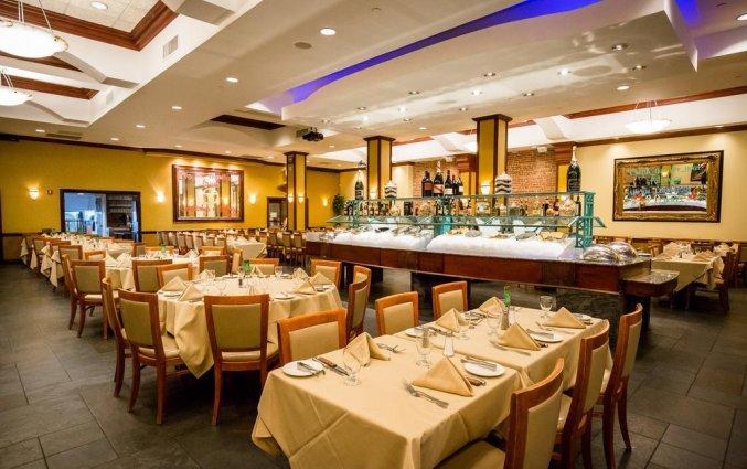 Restaurant van The Belvedere hotel New York