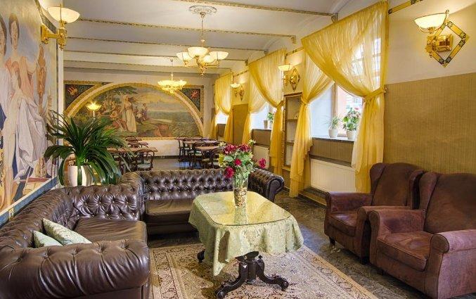Lobby van hotel Taurus Praag