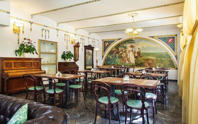 Restaurant van hotel Taurus Praag