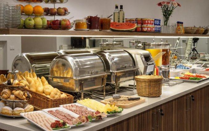 Ontbijt van hotel Taurus Praag