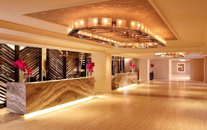 Lobby van Hotel Park Central in New York