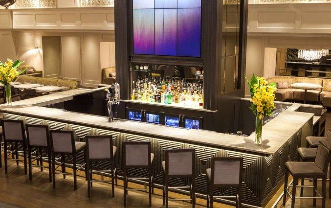 Bar van Hotel Park Central in New York