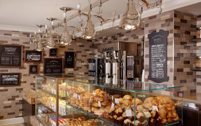 Ontbijt van Hotel Park Central in New York