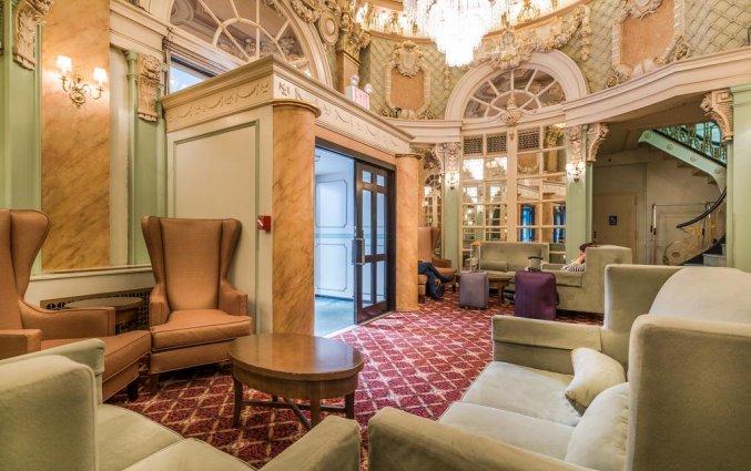 Lobby van hotel Wolcott New York