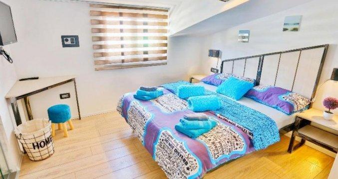 Slaapkamer van Appartementen Ivan in Solin