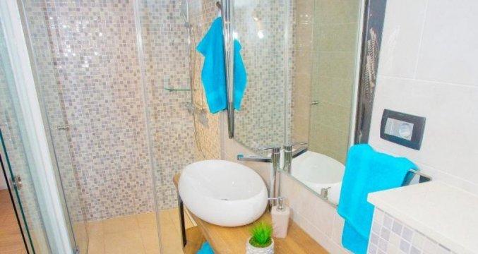Badkamer van Appartementen Ivan in Solin