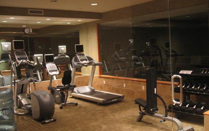 Sportschool van hotel Holiday Inn Long Island City New York