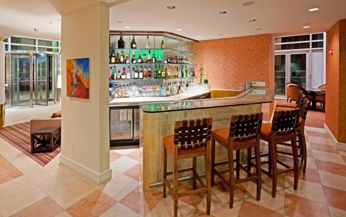 Bar van hotel Holiday Inn Long Island City New York