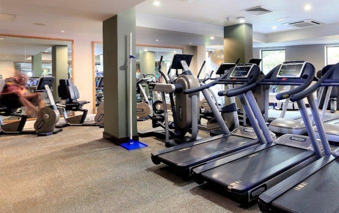 Fitnessruimte van hotel Macdonald Holyrood in Edinburgh