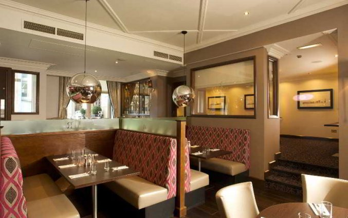 Restaurant van hotel Macdonald Holyrood in Edinburgh