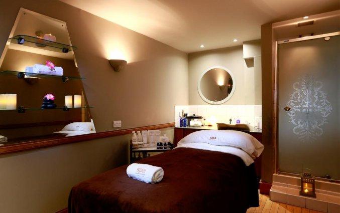 Massageruimte van hotel Macdonald Holyrood in Edinburgh