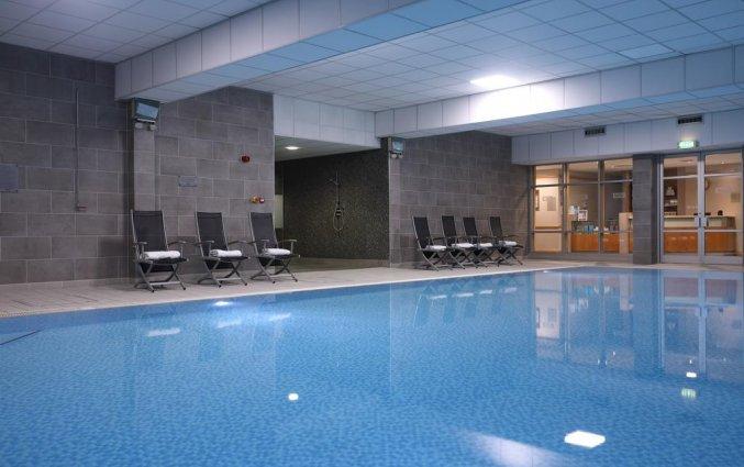 Zwembad van hotel Macdonald Holyrood in Edinburgh