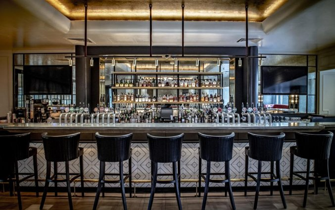 Bar van hotel Croke Park in Dublin