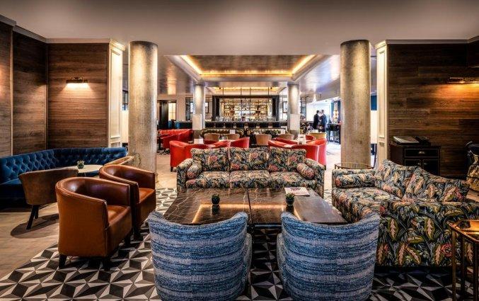 Lounge van hotel Croke Park in Dublin