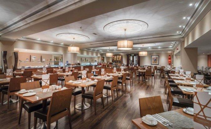 Restaurant hotel Rui Plaza The Gresham in Dublin
