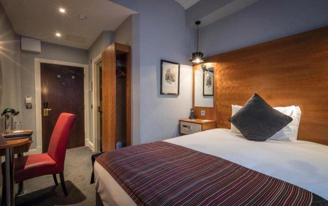 Slaapkamer hotel Rui Plaza The Gresham in Dublin