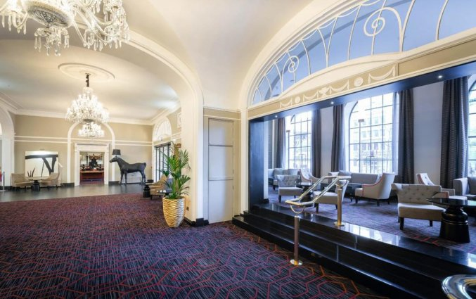 Lounge  hotel Rui Plaza The Gresham in Dublin
