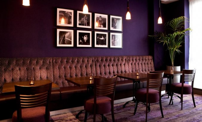 Restaurant van Hotel Jurys Inn in Dublin