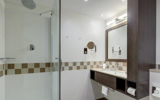 Badkamer van hotel Hilton Kilmainham in Dublin