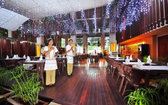 Restaurant van hotel The Haven Bali Seminyak