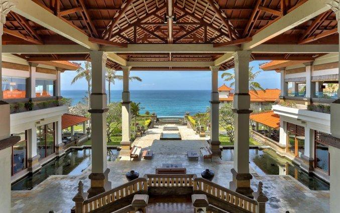 Lobby van Resort Hilton Bali