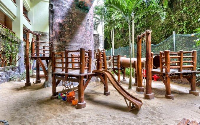 Speeltuin van Resort Hilton Bali